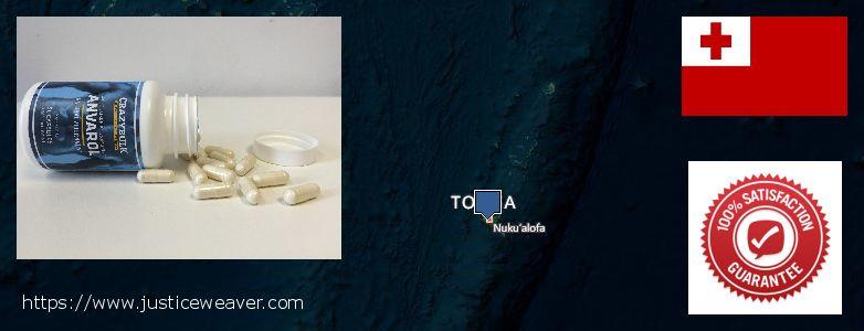 Де купити Anavar Steroids онлайн Tonga