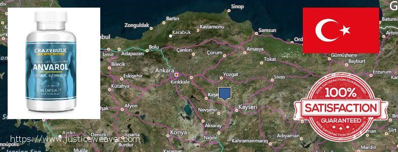 Dove acquistare Anavar Steroids in linea Turkey