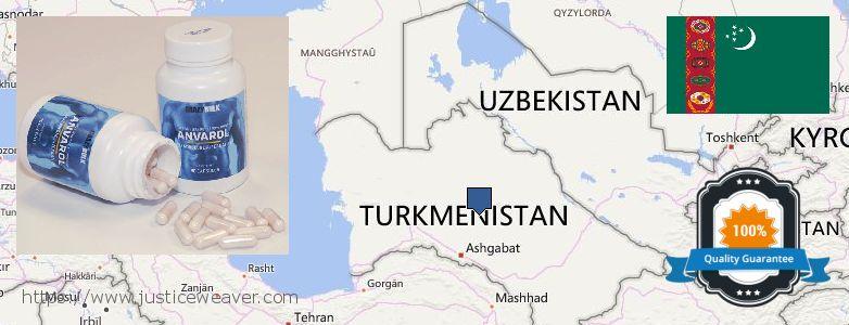 कहॉ से खरीदु Anavar Steroids ऑनलाइन Turkmenistan