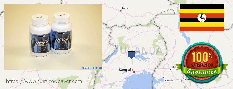 कहॉ से खरीदु Anavar Steroids ऑनलाइन Uganda