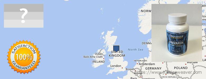 Wo kaufen Anavar Steroids online UK