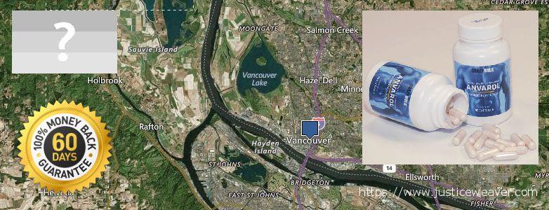 Gdzie kupić Anavar Steroids w Internecie Vancouver, USA