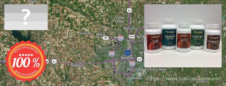 Gdzie kupić Anavar Steroids w Internecie Wichita, USA