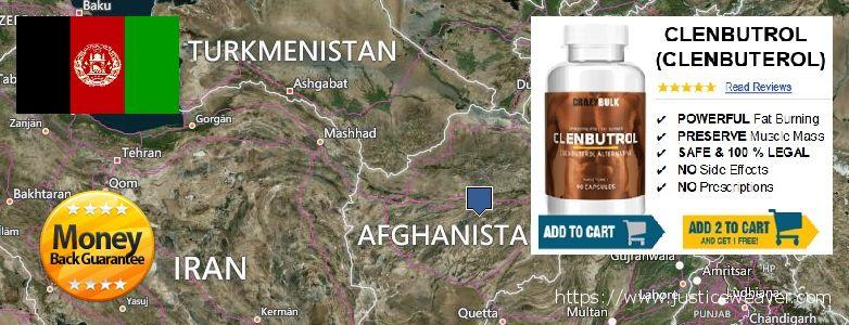 어디에서 구입하는 방법 Clenbuterol Steroids 온라인으로 Afghanistan