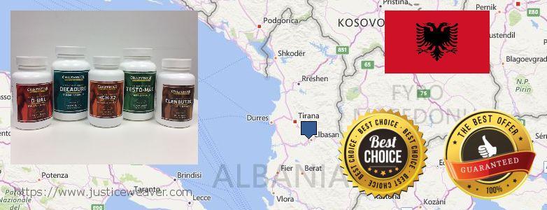 कहॉ से खरीदु Clenbuterol Steroids ऑनलाइन Albania