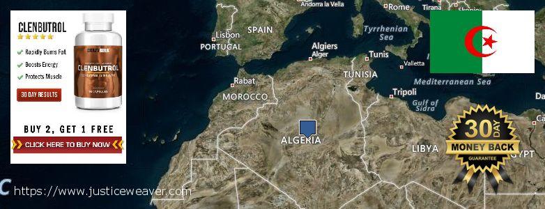 어디에서 구입하는 방법 Clenbuterol Steroids 온라인으로 Algeria