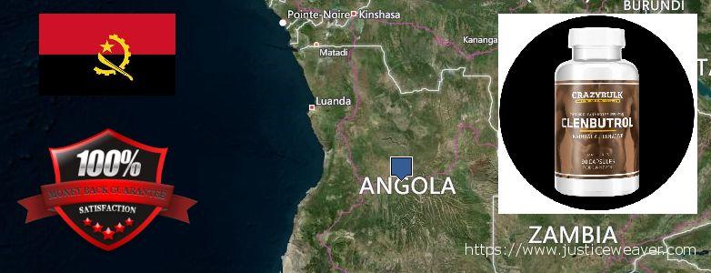 어디에서 구입하는 방법 Clenbuterol Steroids 온라인으로 Angola