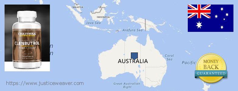 어디에서 구입하는 방법 Clenbuterol Steroids 온라인으로 Australia