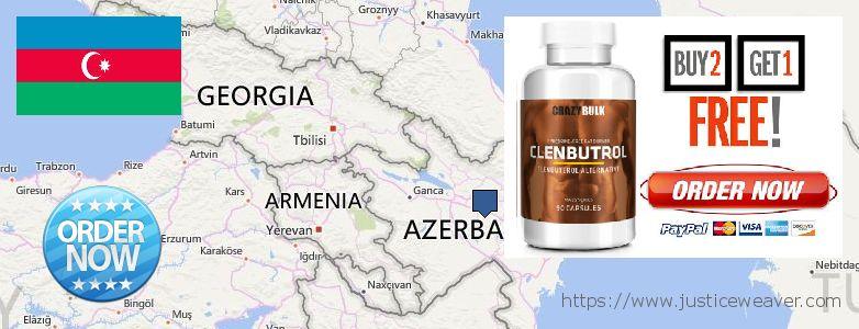 어디에서 구입하는 방법 Clenbuterol Steroids 온라인으로 Azerbaijan