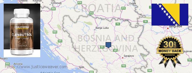 어디에서 구입하는 방법 Clenbuterol Steroids 온라인으로 Bosnia and Herzegovina