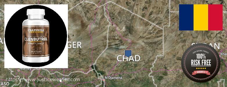 어디에서 구입하는 방법 Clenbuterol Steroids 온라인으로 Chad