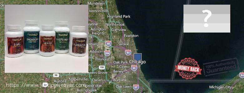 Gdzie kupić Clenbuterol Steroids w Internecie Chicago, USA