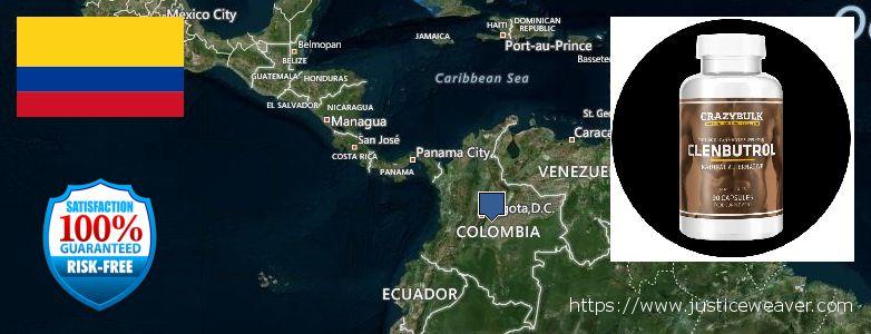 어디에서 구입하는 방법 Clenbuterol Steroids 온라인으로 Colombia