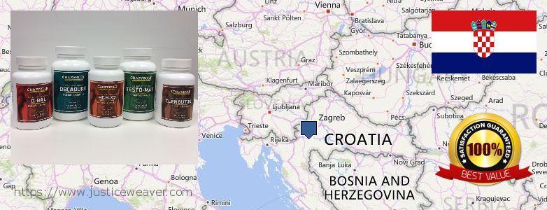 어디에서 구입하는 방법 Clenbuterol Steroids 온라인으로 Croatia