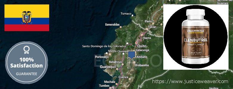 कहॉ से खरीदु Clenbuterol Steroids ऑनलाइन Ecuador