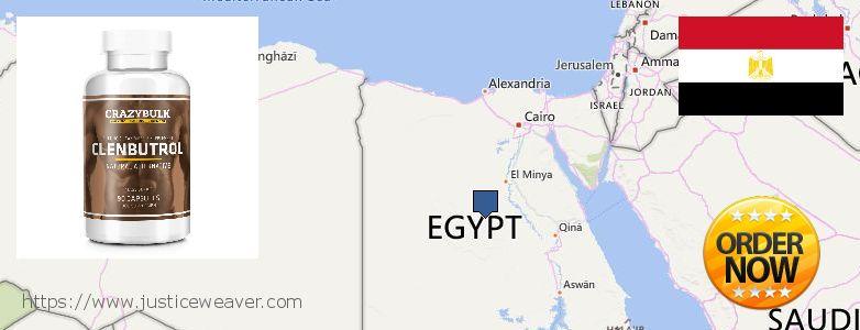 어디에서 구입하는 방법 Clenbuterol Steroids 온라인으로 Egypt