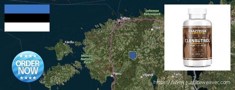 어디에서 구입하는 방법 Clenbuterol Steroids 온라인으로 Estonia