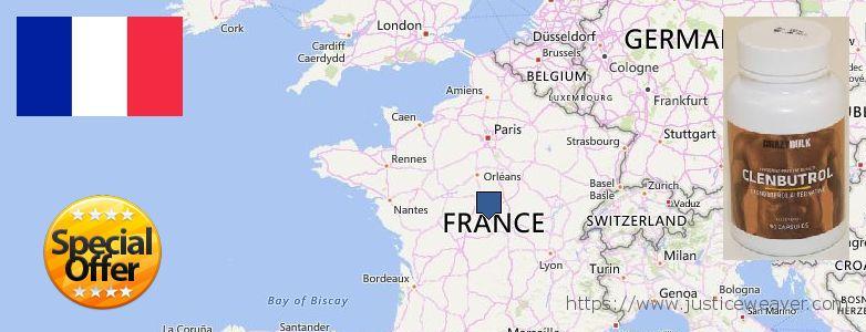 어디에서 구입하는 방법 Clenbuterol Steroids 온라인으로 France