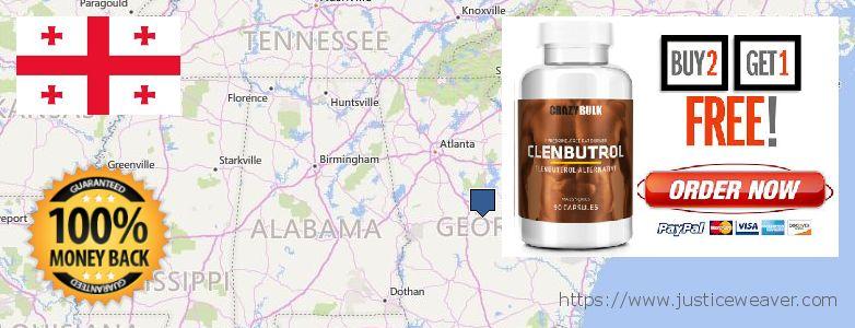 कहॉ से खरीदु Clenbuterol Steroids ऑनलाइन Georgia
