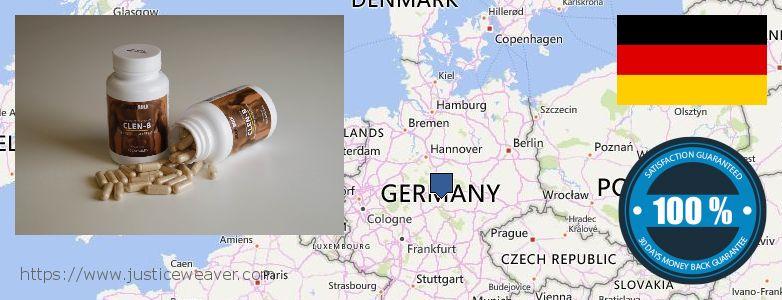 어디에서 구입하는 방법 Clenbuterol Steroids 온라인으로 Germany