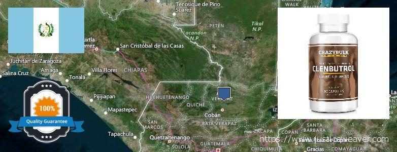 어디에서 구입하는 방법 Clenbuterol Steroids 온라인으로 Guatemala