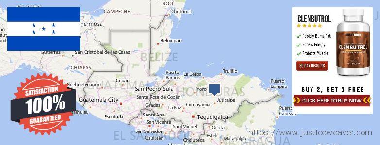 कहॉ से खरीदु Clenbuterol Steroids ऑनलाइन Honduras