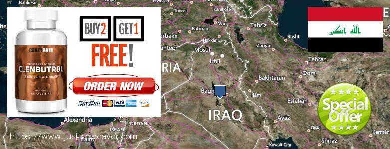 어디에서 구입하는 방법 Clenbuterol Steroids 온라인으로 Iraq