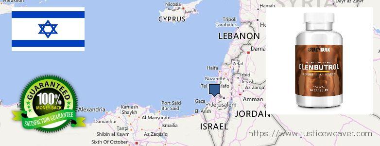 어디에서 구입하는 방법 Clenbuterol Steroids 온라인으로 Israel