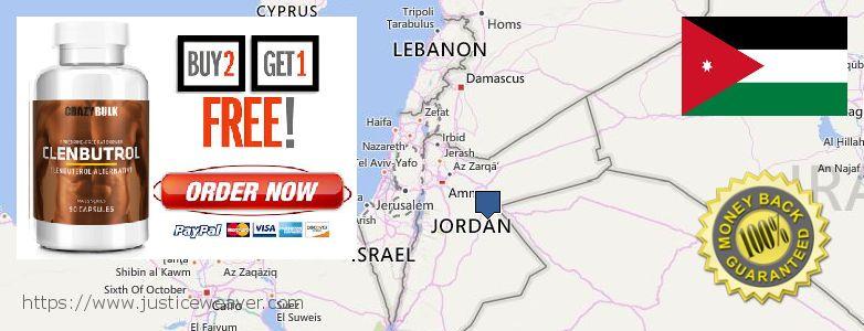 어디에서 구입하는 방법 Clenbuterol Steroids 온라인으로 Jordan