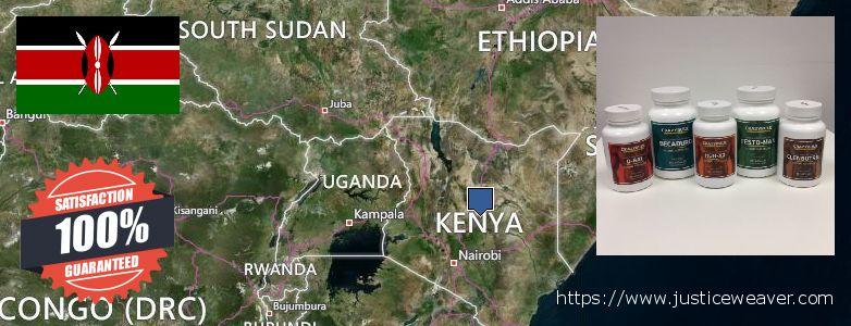 Var kan man köpa Clenbuterol Steroids nätet Kenya