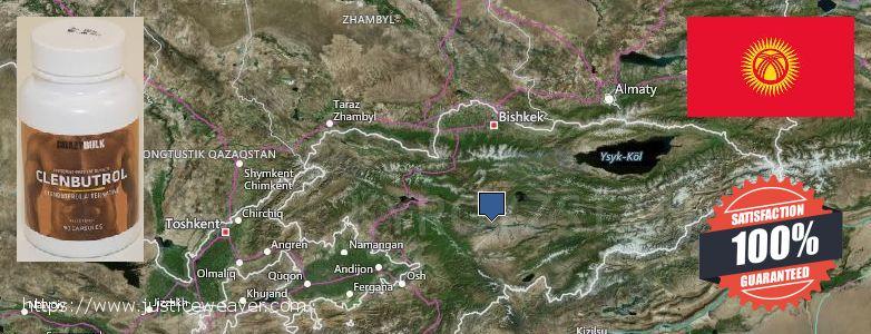 어디에서 구입하는 방법 Clenbuterol Steroids 온라인으로 Kyrgyzstan