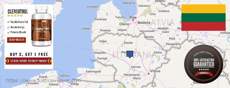 어디에서 구입하는 방법 Clenbuterol Steroids 온라인으로 Lithuania