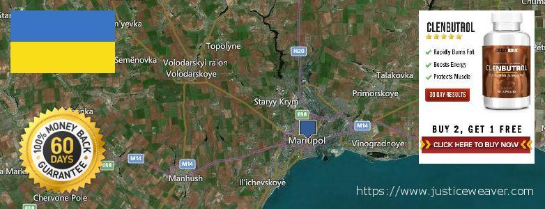 Wo kaufen Clenbuterol Steroids online Mariupol, Ukraine