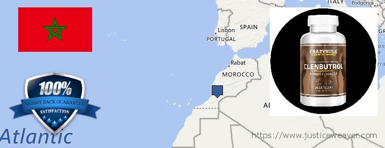कहॉ से खरीदु Clenbuterol Steroids ऑनलाइन Morocco