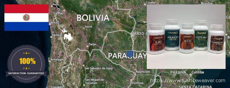 Dimana tempat membeli Clenbuterol Steroids online Paraguay