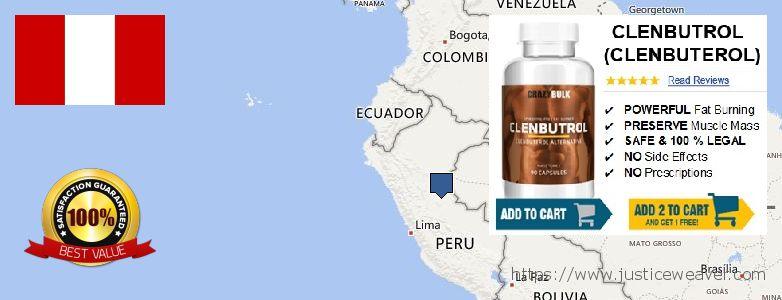 어디에서 구입하는 방법 Clenbuterol Steroids 온라인으로 Peru