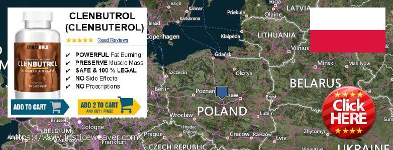 어디에서 구입하는 방법 Clenbuterol Steroids 온라인으로 Poland