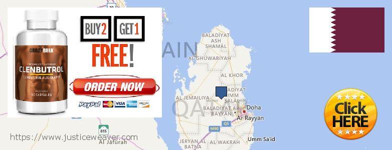 어디에서 구입하는 방법 Clenbuterol Steroids 온라인으로 Qatar