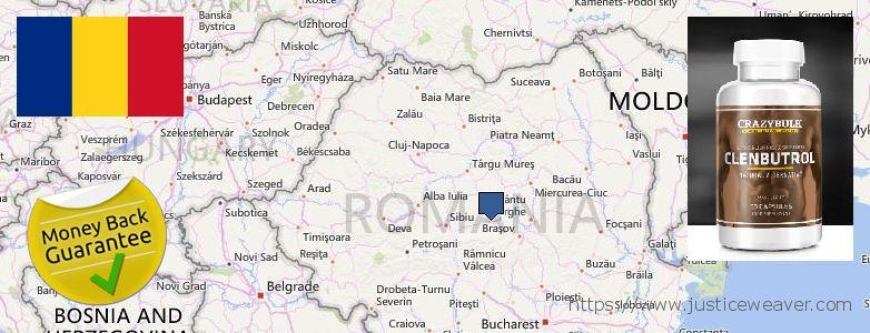 ambapo ya kununua Clenbuterol Steroids online Romania