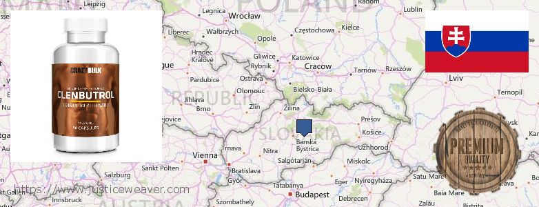 어디에서 구입하는 방법 Clenbuterol Steroids 온라인으로 Slovakia