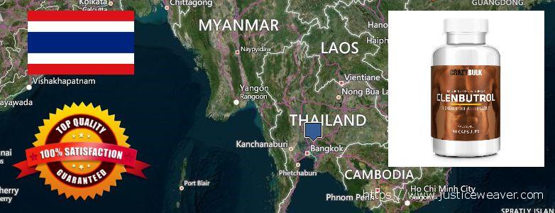 어디에서 구입하는 방법 Clenbuterol Steroids 온라인으로 Thailand