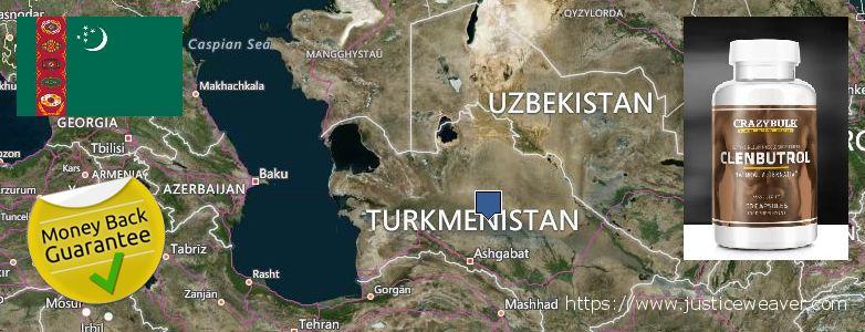 어디에서 구입하는 방법 Clenbuterol Steroids 온라인으로 Turkmenistan
