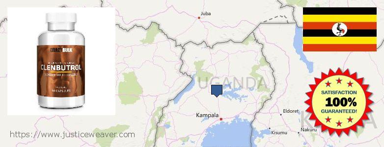 어디에서 구입하는 방법 Clenbuterol Steroids 온라인으로 Uganda