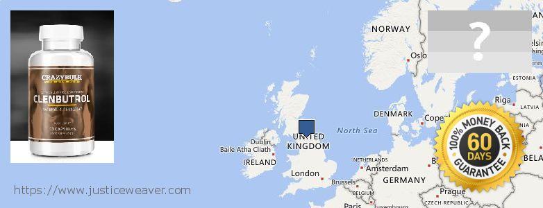 어디에서 구입하는 방법 Clenbuterol Steroids 온라인으로 UK
