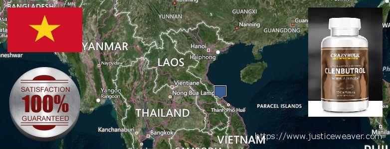 어디에서 구입하는 방법 Clenbuterol Steroids 온라인으로 Vietnam