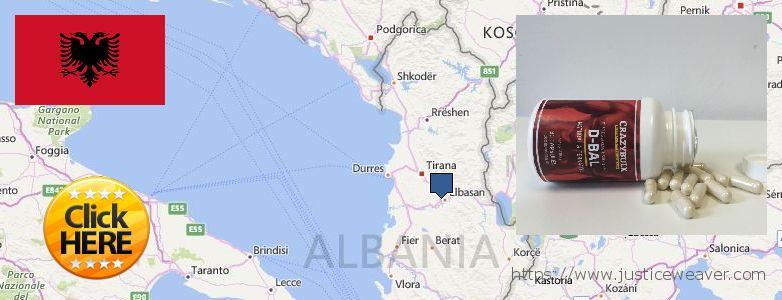 कहॉ से खरीदु Dianabol Steroids ऑनलाइन Albania
