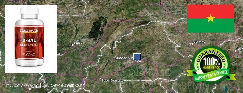 Hol lehet megvásárolni Dianabol Steroids online Burkina Faso
