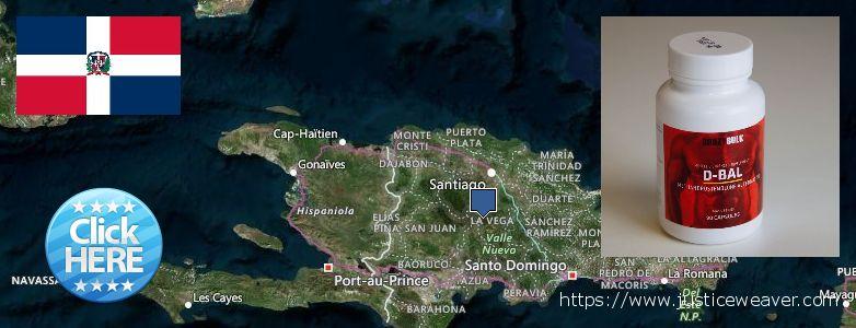 Hvor kjøpe Dianabol Steroids online Dominican Republic
