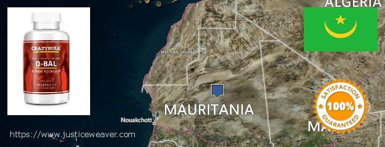 Де купити Dianabol Steroids онлайн Mauritania