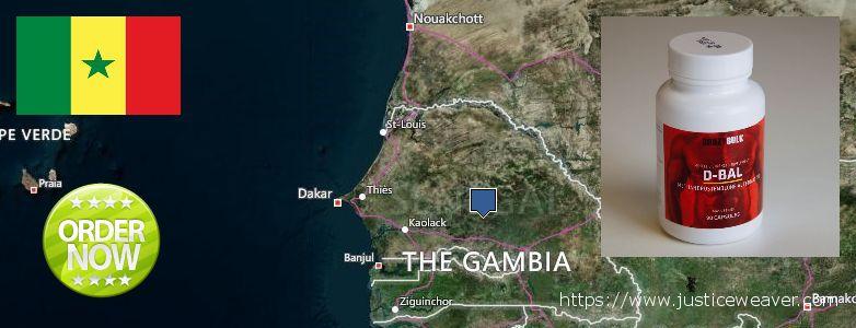Къде да закупим Dianabol Steroids онлайн Senegal